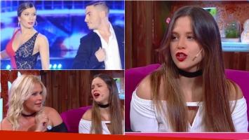 Barbie Vélez habló en Cortá por Lozano de la separación de Federico Bal y Laurita Fernández
