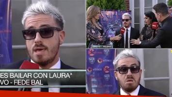 Fede Bal habló de la separación de Laurita, en medio de rumores de infidelidad