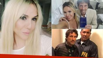 Laura Miller inició el divorcio de terminó Nicolás Traut tras ser detenido por estafa