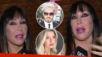 Moria Casán reveló el motivo de la separación de Fede Bal y Laurita Fernández
