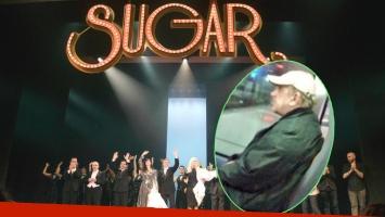Roberto Catarineu, el famoso gasolero que tras finalizar con la exitosa obra Sugar, se toma el 39 (Fotos: Twitter y Ciudad Magazine)