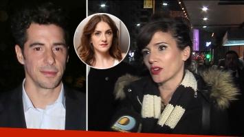 Griselda Siciliani negó ser la tercera en discordia en la separación de Esteban Lamothe y Julieta Zylberberg