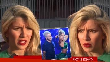 Laurita Fernández, enojada con Fede Bal tras su previa
