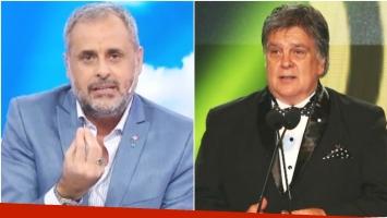 Luis Ventura y el picante comentario a Jorge Rial