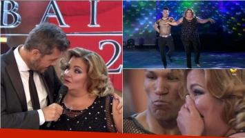 Beatriz Prandi, la primera no famosa de Bailando 2017, tuvo su debut