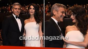 Nacieron los gemelos de George Clooney y Amal: un nene y una nena