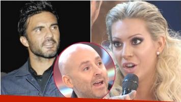 Noelia Marzol confesó que tuvo una charla con Fabián Cubero en su debut en Bailando 2017 (Fotos: Web y Captura)