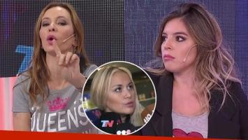 Analía Franchín se cruzó con Dalma Maradona tras su polémico tweet a Verónica Ojeda
