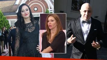 Analía Franchín contó que Nai Awada le dijo 'negro de m...' a El Dipy