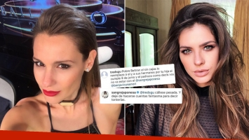 Pampita y China Suárez