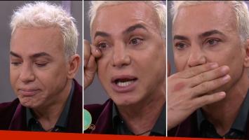 El llanto de Flavio Mendoza al hablar del Alzheimer de su madre.