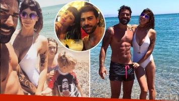 Matías di Chiara y Juliana Giambroni en sus últimas vacaciones antes del casamiento. (Foto: Instagram)