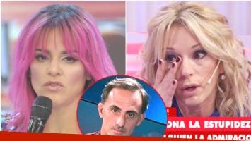 La Chipi habló del escándalo de Yanina Latorre y su marido (Fotos: Captura y Web)