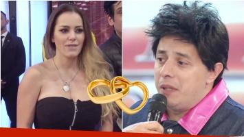 El Dipy reveló la fecha de casamiento con Mariana Diarco (Fotos: Captura)