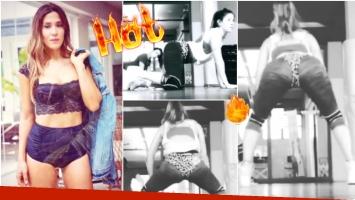 El twerking súper hot de Jimena Barón en Instagram Stories (Fotos: Instagram)