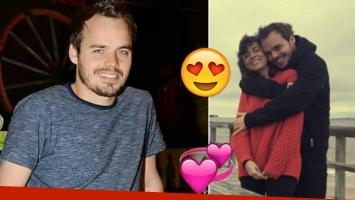 Benjamín Rojas quiere formar una familia con su novia, Martina