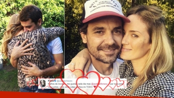 El romántico tweet de Paula Chaves a Pedro Alfonso por sus seis años de noviazgo (Foto: Instagram)