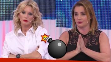 Yanina Latorre y Nancy Pazos
