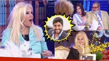 El picante chiste de Fátima Florez sobre Susana y Facundo Moyano