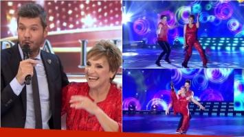 El exitoso debut de Consuelo Peppino, la nueva no famosa de Bailando 2017