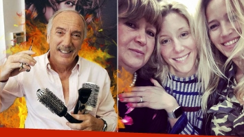 Picantísima respuesta de Leo Paparella a la familia Lopilato
