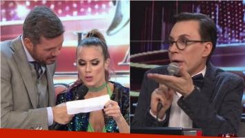 Chechu Bonelli llevó un poema para su previa en ShowMatch y a Marcelo Polino no le gustó nada