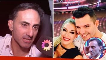 Diego Latorre habló tras el escándalo con Yanina Latorre