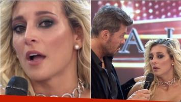 Sol Pérez se quebró en ShowMatch al contar la trágica muerte de su abuela