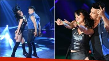 Nai Awada bailó La Mordidita en ShowMatch y se lució con sus movimientos súper sexies