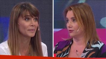 El picante cruce entre Nancy Pazos y Amalia Granata