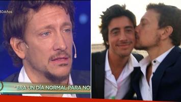 Nico Vázquez habló de la enfermedad que sufría su hermano
