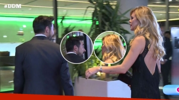 El video del desplante del Pocho Lavezzi a Yanina Screpante