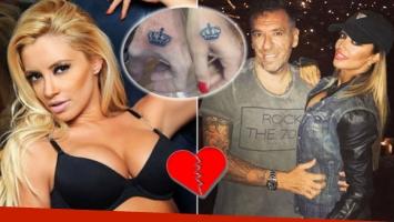 Claudia Ciardone se separó de su novio empresario tras nueve meses de amor