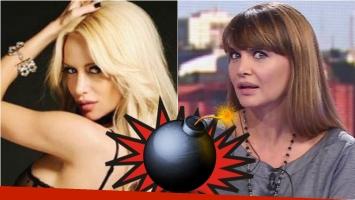 Luciana Salazar lanzó durísimos tweets contra Granata: mirá la respuesta de Amalia en Pamela a la Tarde. Foto: Captura/ Web
