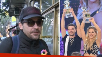 Pedro Alfonso justificó su salida de Bailando 2017