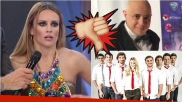 Melina Lezcano se refirió en ShowMatch a las críticas que recibe Agapornis:
