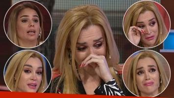 Fátima Florez se quebró en vivo en Intrusos.
