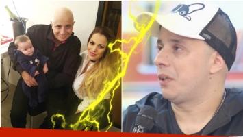 El Dipy habló del mal momento que está atravesando con Mariana Diarco (Fotos: Captura e Instagram)