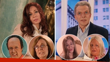 El video con House of Grieta, la parodia de Periodismo Para Todos