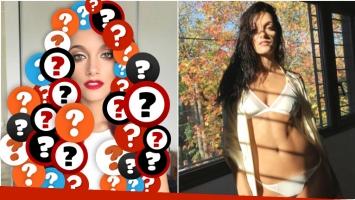 El radical cambio de look de Oriana Sabatini (Fotos: Instagram)