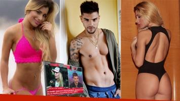 Una exbailarina de Pasión de Sábado confesó affaire con Tyago Griffo
