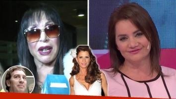 El elogio de Moria Casán a Analía Maiorana que enfureció a Nancy Pazos
