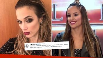 Chechu Bonelli se defendió tras la delicada acusación de Lourdes Sánchez