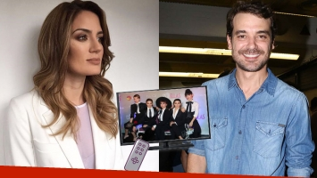Paula Chaves reveló qué haría al ver a Pedro haciendo una escena de sexo en TV