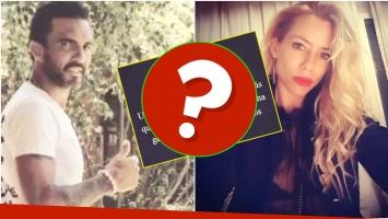 El misterioso posteo que Fabián Cubero publicó en su Instagram... ¿dedicado a Nicole Neumann? (Fotos: Instagram)