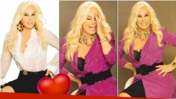 Susana Giménez enumeró las cualidades que tiene que tener un hombre para enamorarla (Fotos: revista Gente)