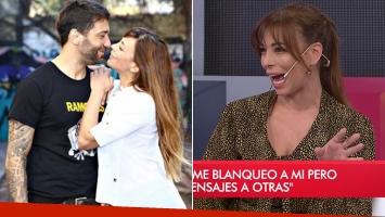 Ximena Capristo contó detalles de su primer encuentro sexual con Gustavo Conti.