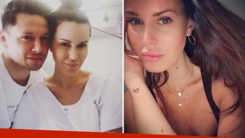 Natalie Weber se realizó una mastectomía