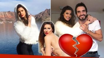 Tamara Bella dejó a Juan Cruz Sanz, a una semana del compromiso: