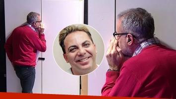La polémica chicana de Rial a Cristian Castro